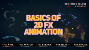 Basics of 2D FX animation